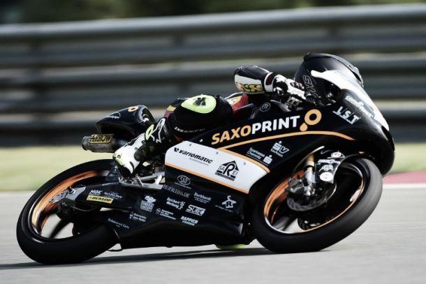Max Kappler seguirá con el SaxoPrint de Moto3