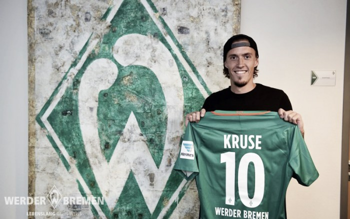 Depois de passagem apagada no Wolfsburg, Max Kruse retorna ao Werder Bremen após sete anos