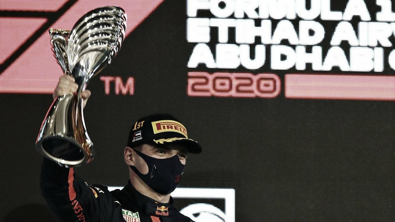 Verstappen vence GP de Abu Dhabi; brasileiro Fittipaldi é 19º