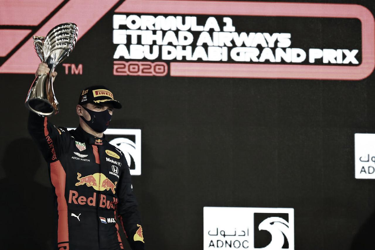 Super Max! Verstappen é o piloto com maior número de voltas na liderança em 2021