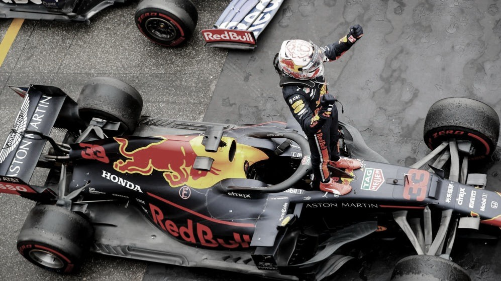 El difícil segundo asiento de Red Bull