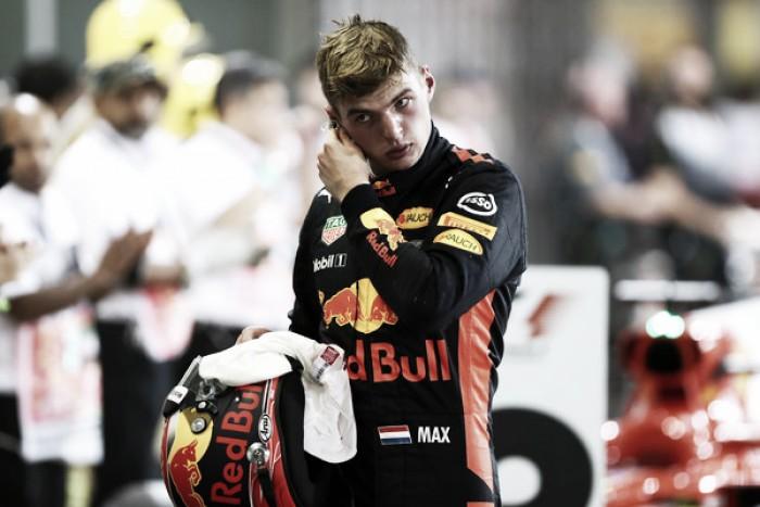 "Verstappen: ""Con motor Mercedes, no nos verían en pista"""
