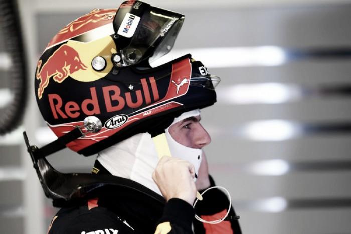 """Verstappen: """"Espero que el coche funcione bien desde el inicio"""""""