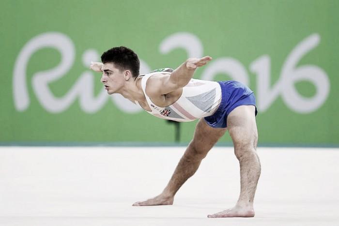 Rio 2016: Max Whitlock takes bronze in men gymnastics as Kohei Uchimura defends all-around title