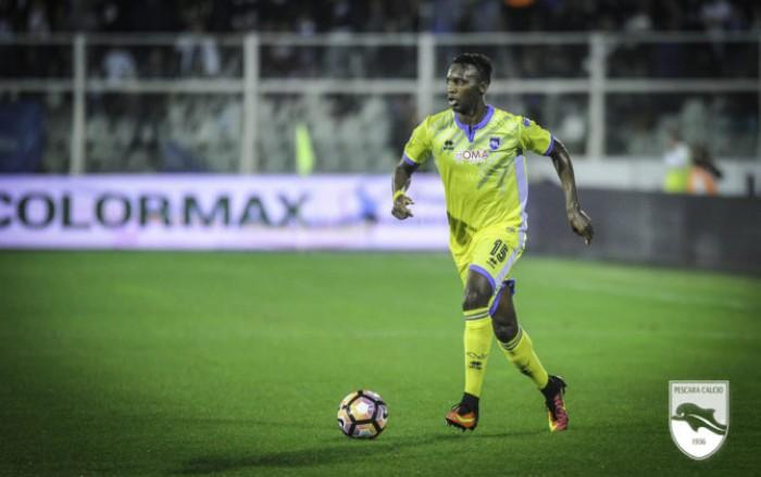 Il Pescara prepara la sfida con la Roma: torna Bahebeck, difesa da inventare