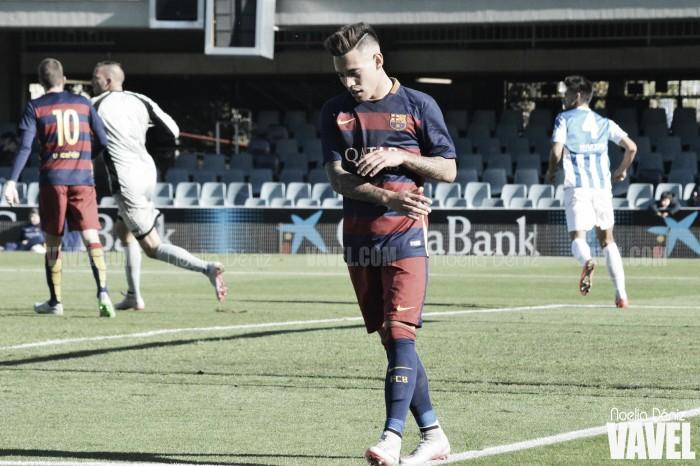 """Entrevista. Maxi Rolón: """"Me arrepiento de haber dejado el Barça"""""""