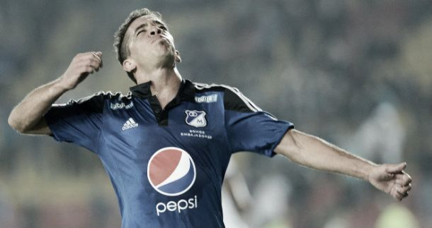 Millonarios, Liga Águila 2015-I: Maximiliano Núñez