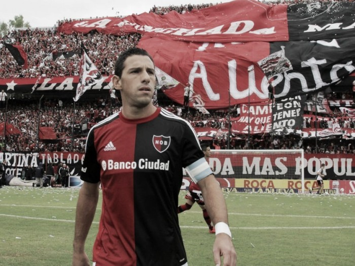 Maxi Rodríguez celebró su cumpleaños
