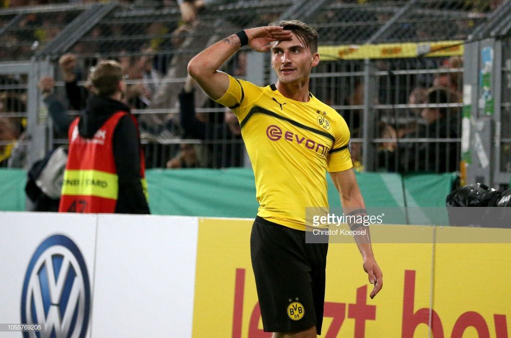 Newcastle United interested in BorussiaDortmund's Philipp, according to reports