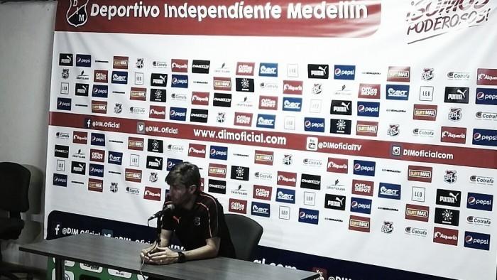 """Maximiliano Cuberas: """"Hay que hacer los goles y ser eficientes"""""""