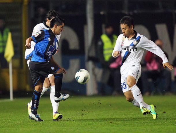 Live Atalanta-Inter in risultato partita Serie A