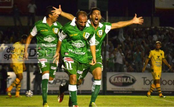 Sportivo Belgrano no perdonó y goleó 4 a 2 a Defensa y Justicia