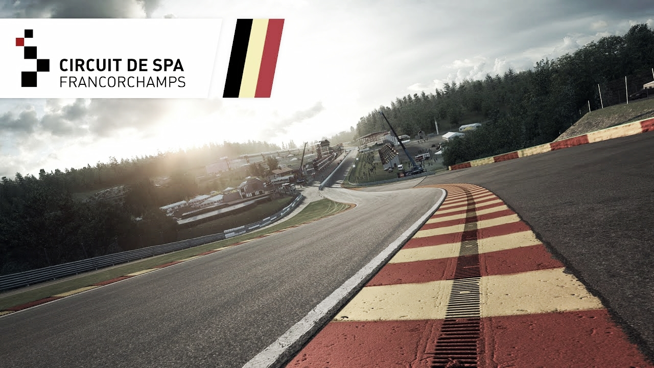 6 horas en Spa Francorschamps