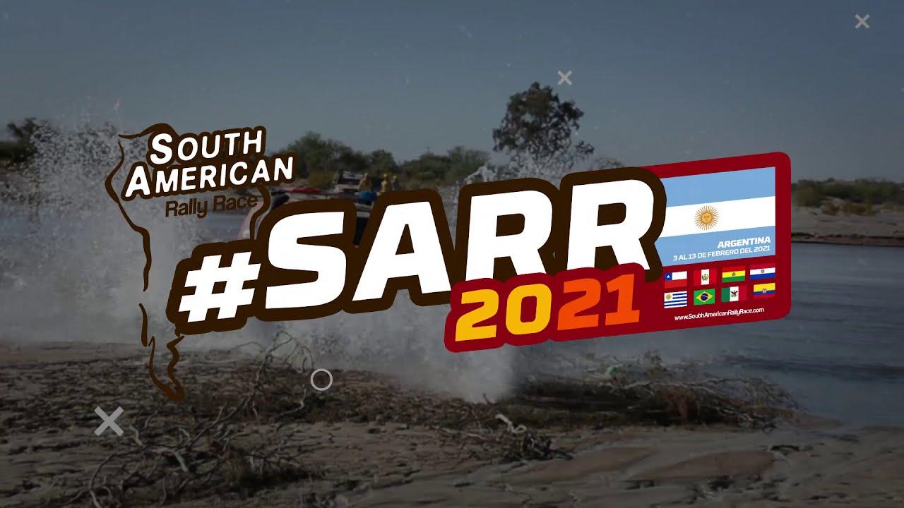 Comienza el South America Rally Race
