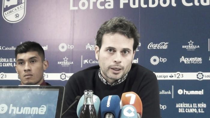 """Lucas García Llamas: """"No se cumplieron los requisitos para la compra"""""""