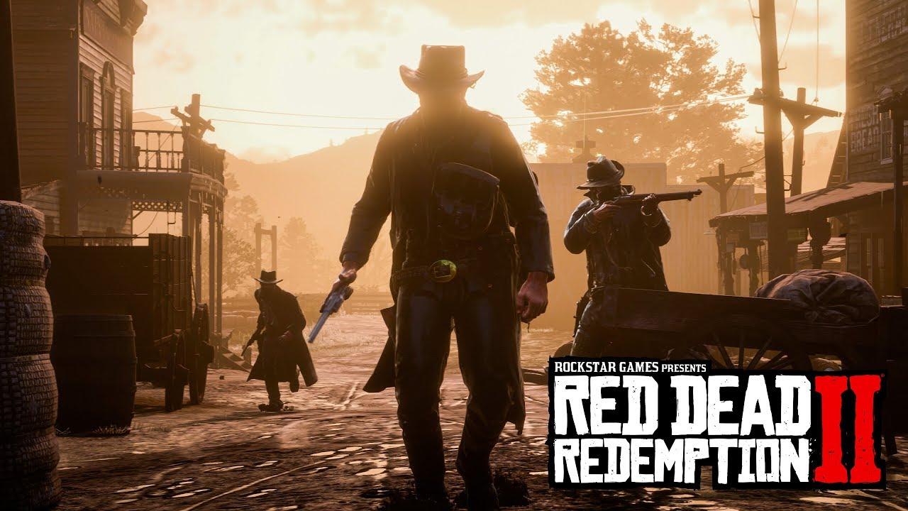 Nuevas Imágenes del nuevo juego de Rockstar Games, 'Red Dead Redemption II'