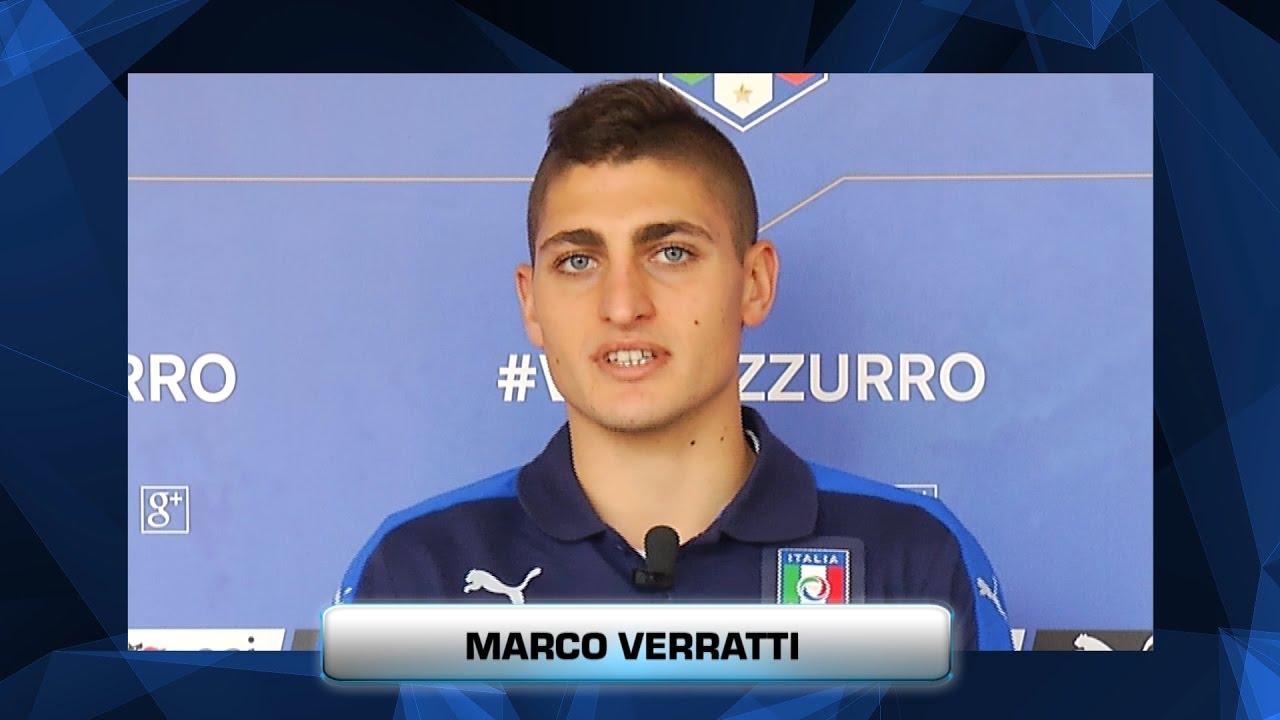 Finalmente Marco Verratti!