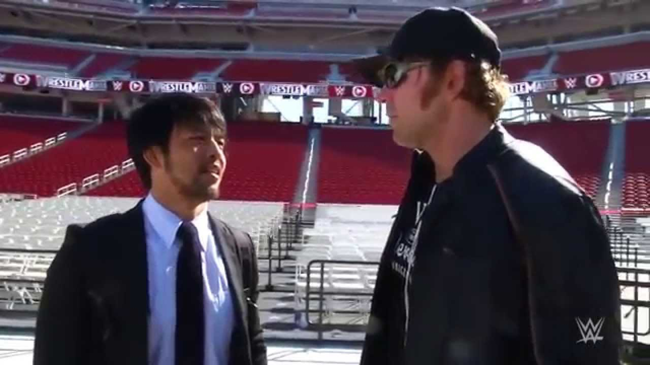 Itami and Ambrose to leave WWE, while a current champion could be next