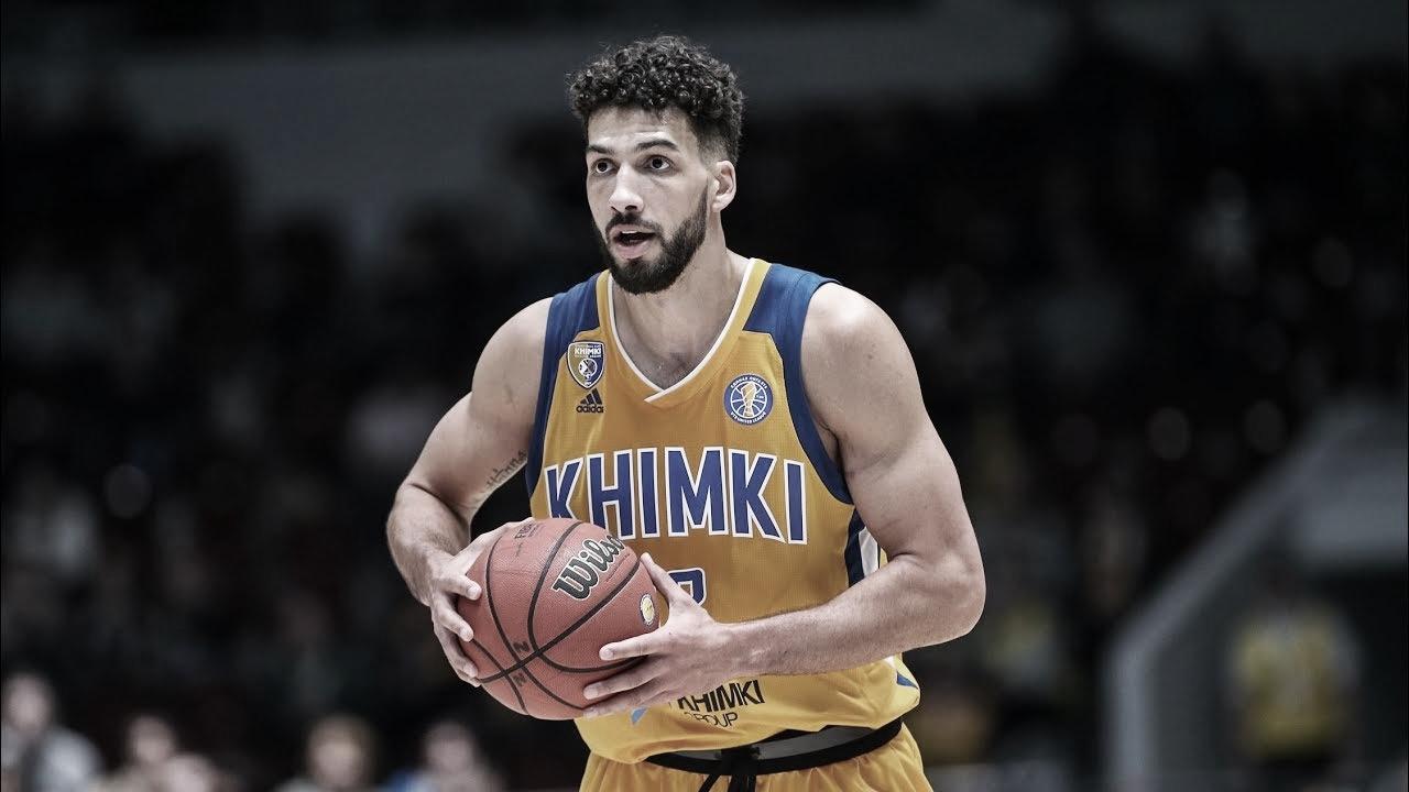 BC Khimki: Anthony Gill se convertirá en agente libre