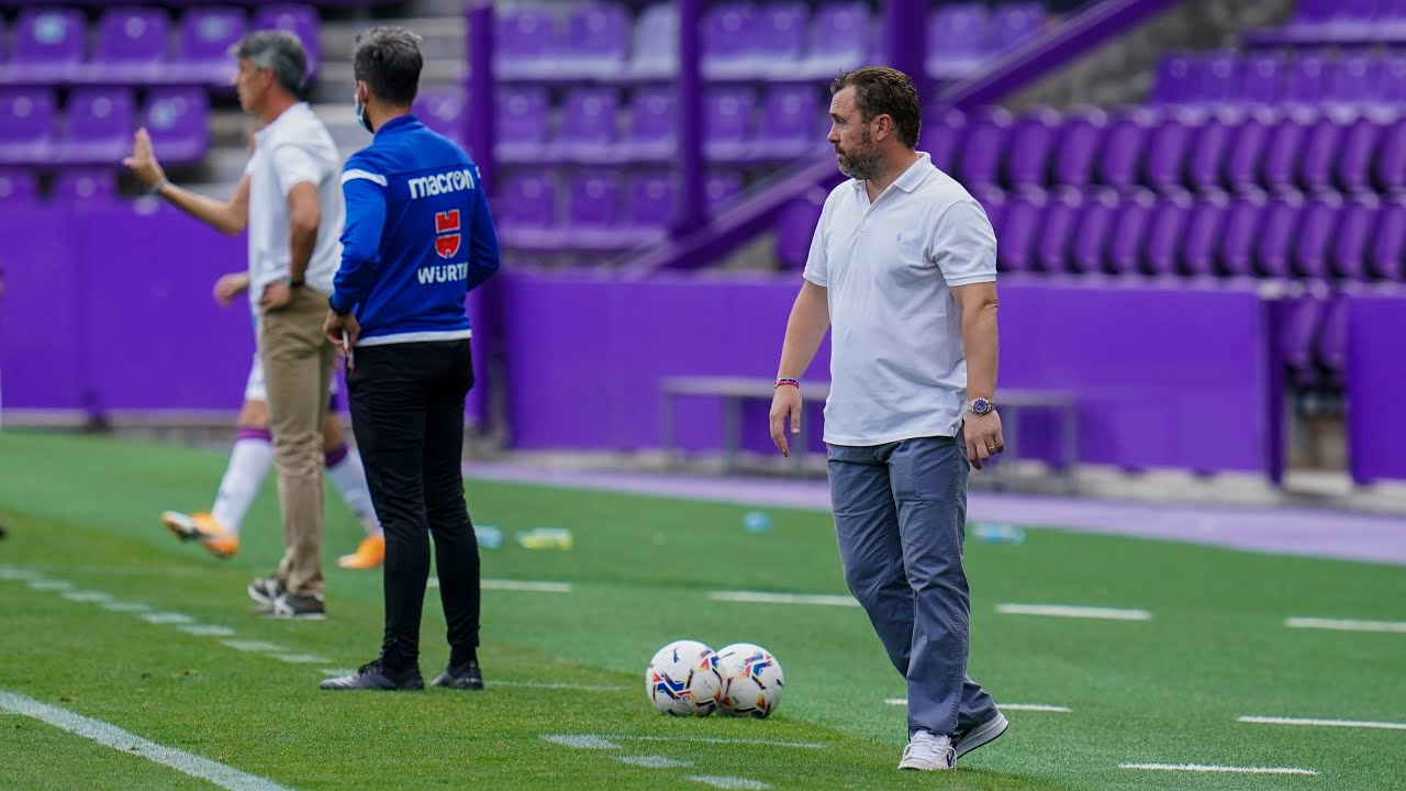 "Sergio González: ""Nos quedamos con una sensación agridulce"""
