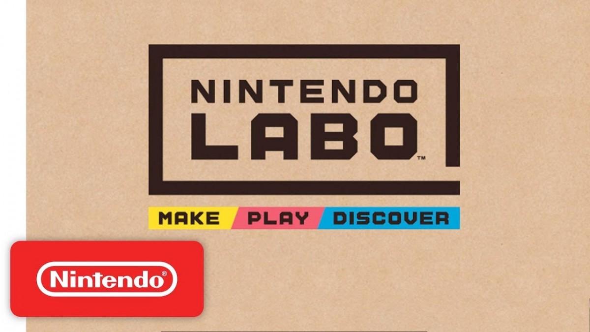 Nintendo Labo arrasa en todo el mundo