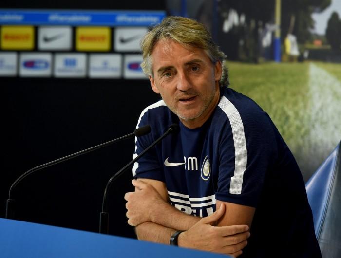 """Inter, Mancini: """"Abbiamo il dovere di pensare positivo. Con Icardi nessun problema"""""""