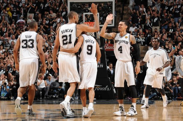 San Antonio Spurs 2013/2014