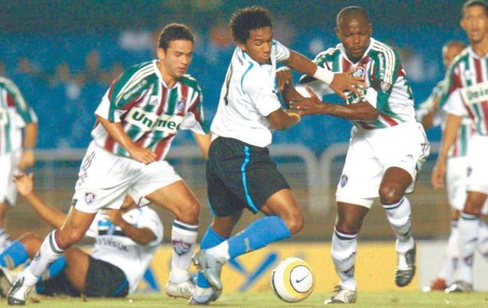 Toma lá da cá: eliminatória entre Fluminense e Grêmio na Copa do Brasil é marcada pelo equilíbrio