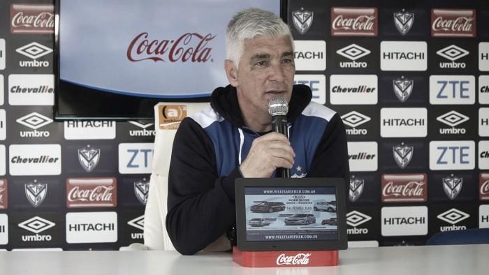 """Omar De Felippe: """"Hay que ser atrevidos, no podés entrar a especular"""""""