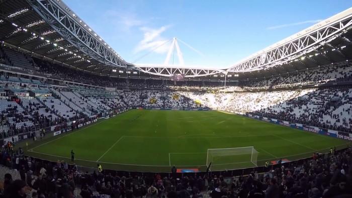 Juventus - Palermo, le formazioni ufficiali
