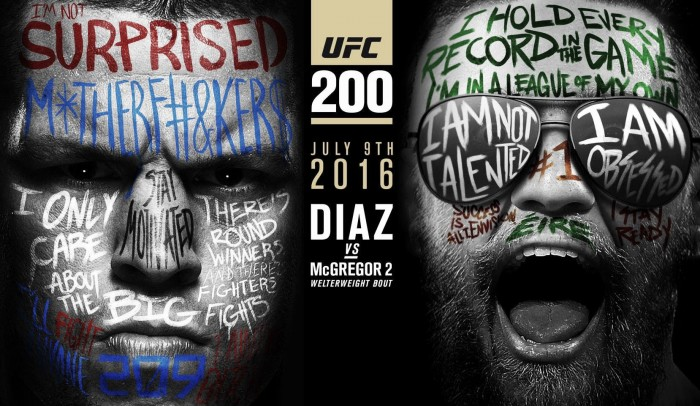 UFC 202 Preview: Nate Diaz vs Conor McGregor 2