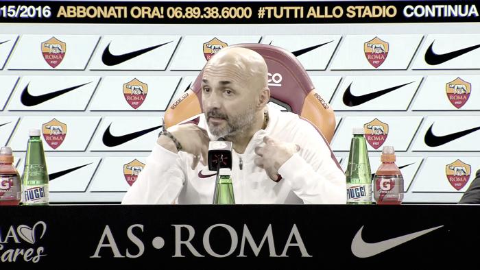 """Roma, Spalletti prima del Crotone: """"Puntiamo al massimo. Se perdiamo punti a vincere sono Napoli e Juve"""""""