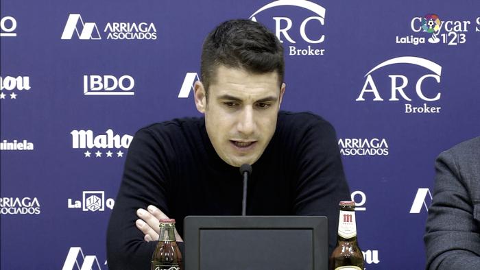 "Julio Velázquez: ""Estoy tremendamente orgulloso de mi equipo"""