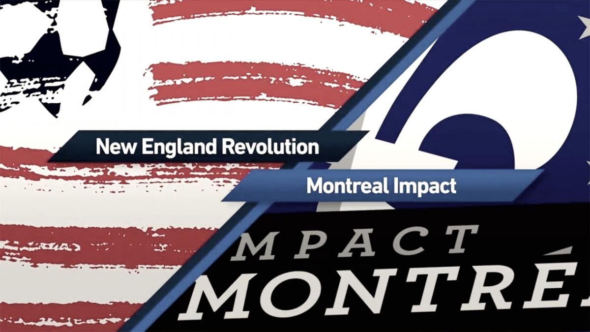 Previa NE Revolution - Montreal Impact: en busca de una tercera