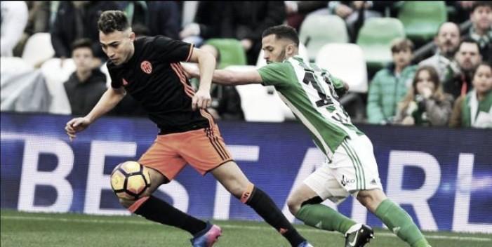 Liga, 0-0 bugiardo tra Betis e Valencia