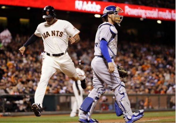 SF Giants Dominate Los Angeles Dodgers 6-2
