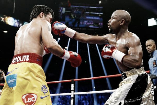 Floyd Mayweather cements his legacy with victory over Manny Pacquiao in Fight of the Century