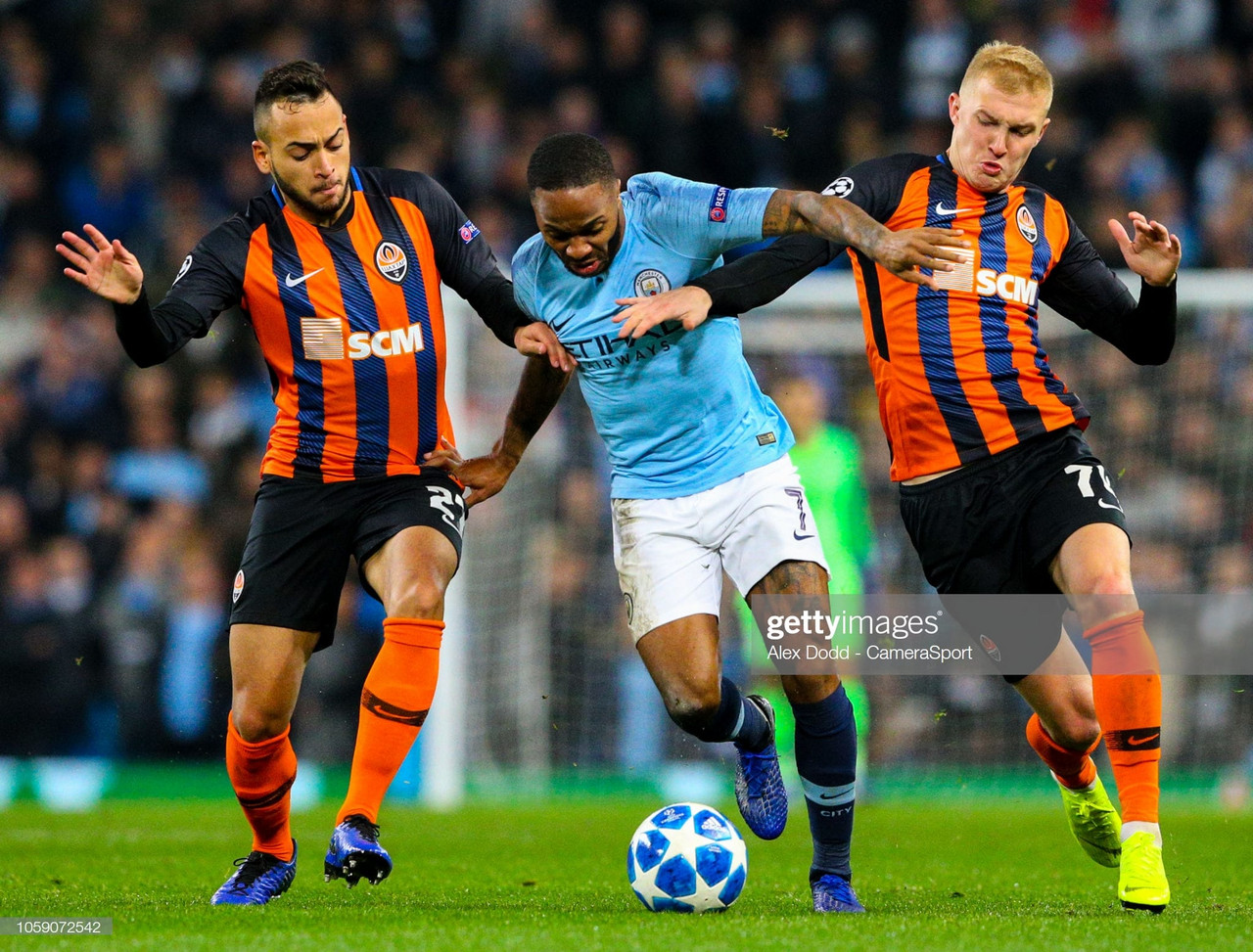 Shakhtar Donetsk vs Manchester City Preview: Blues look to bounce back from defeat in first Champions League tie