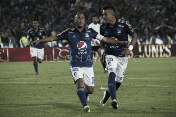 Máyer Candelo completó 31 goles con Millonarios