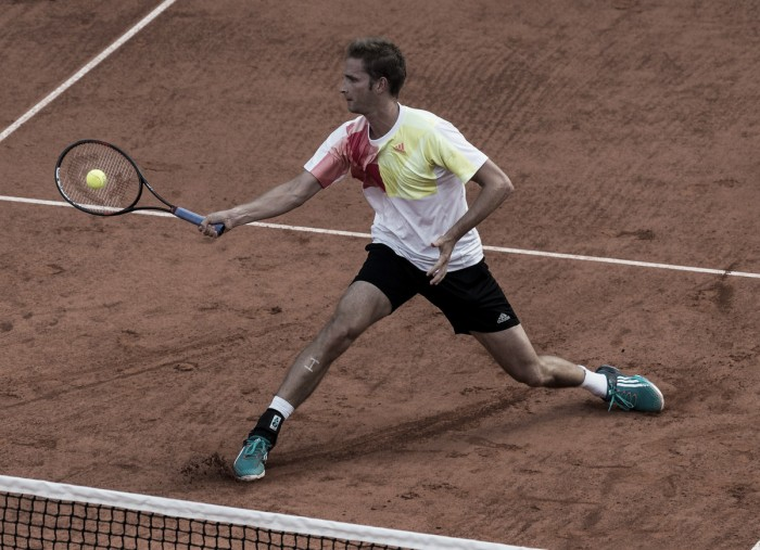 Davis Cup: Germany keeps coming back to take control of playoff