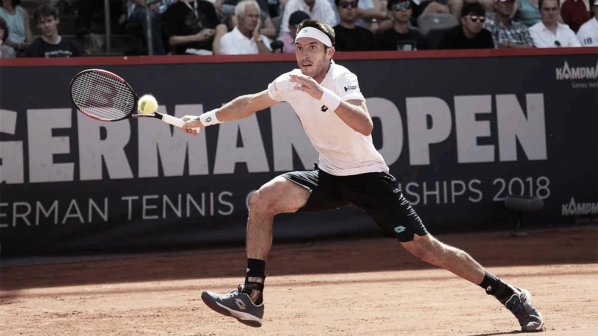 Leo Mayer bate Kovalík em jogo tenso e vai defender título do ATP 500 de Hamburgo