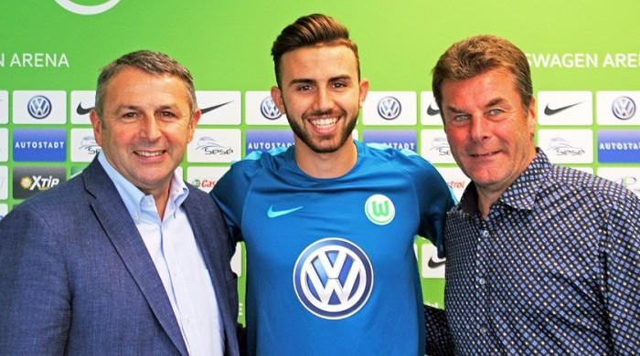 Borja Mayoral cedido al VfL Wolfsburg