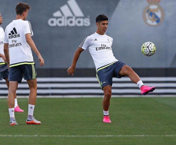 Asensio y Mayoral se incorporan a los entrenamientos con el Madrid