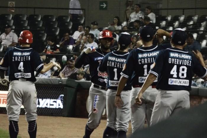 Mayos asegura serie ante Yaquis de Obregón