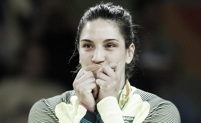 Mayra Aguiar: a maior medalhista brasileira da história do Judô