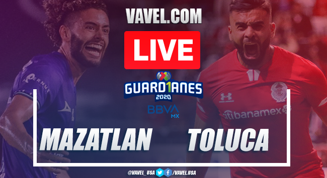 Goals and Highlights: Mazatlán 2-1 Toluca, 2020 Liga MX