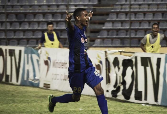 Maza le da la victoria al Zulia FC