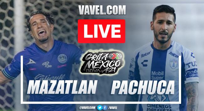 Highlights and Best Moments: Mazatlan 2-1 Pachuca in Liga MX