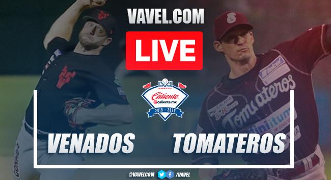 Highlights & Runs: Tomateros 4-3 Venados, Game 2 LMP 2020