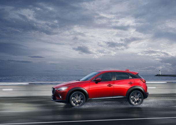 Mazda CX-3, el nuevo SUV de Hiroshima